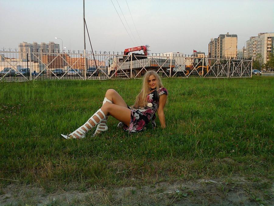 Фото девушек знакомства спб
